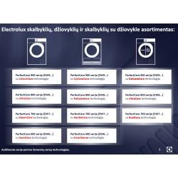 ELECTROLUX džiovyklė EW8HS259S